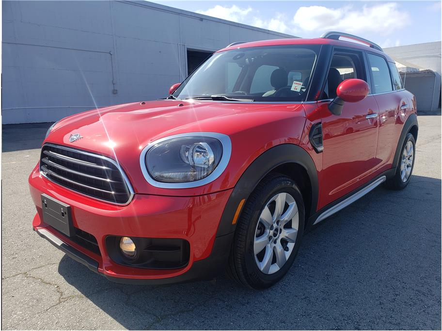 2019 MINI Countryman from Carnamic