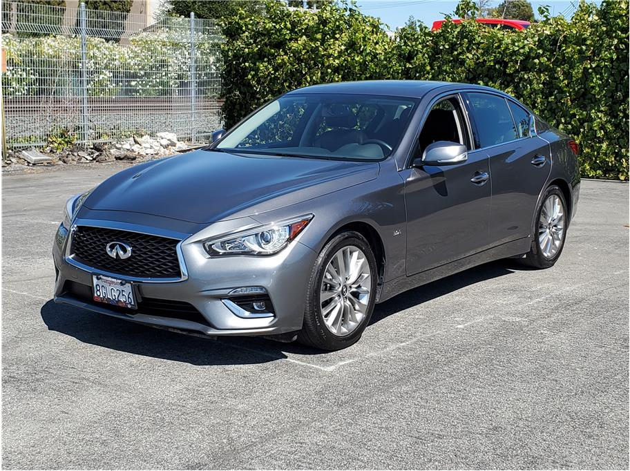 2019 INFINITI Q50 from Redwood City Infiniti