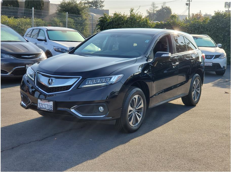 2017 Acura RDX from Redwood City Infiniti
