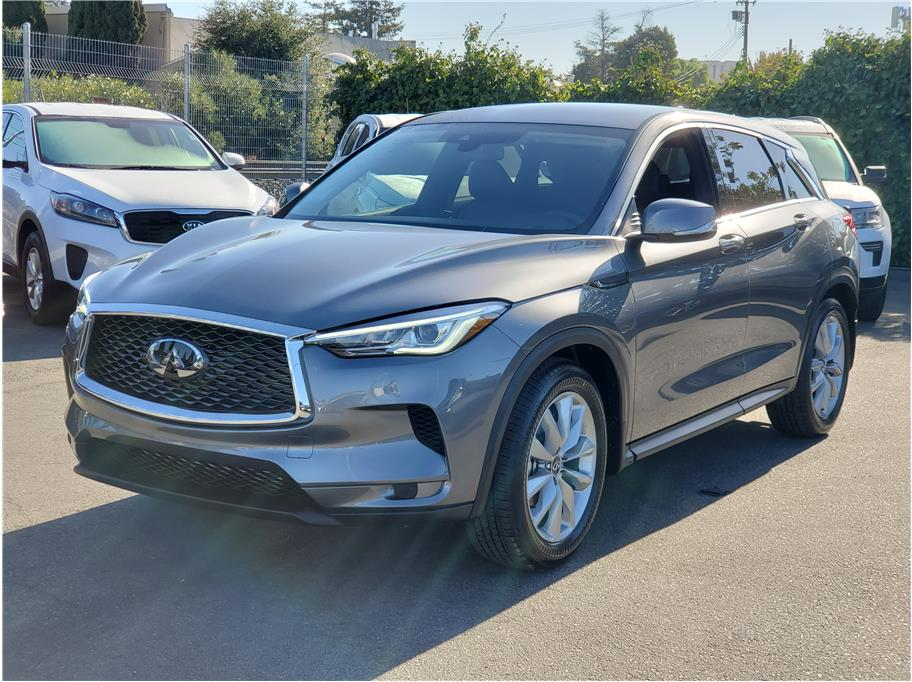 2021 INFINITI QX50 from Redwood City Infiniti