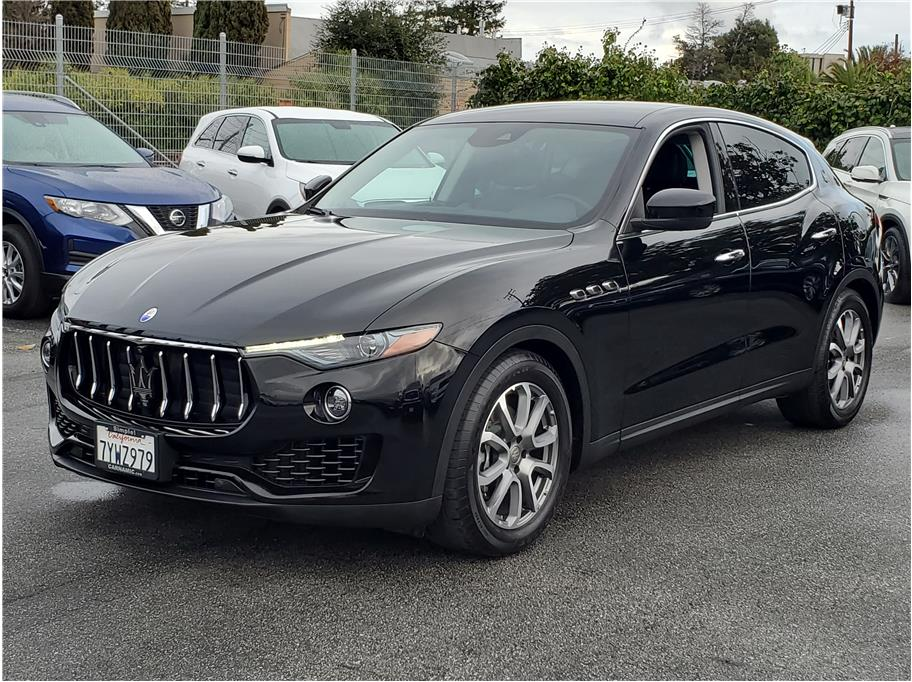 2017 Maserati Levante from Redwood City Infiniti