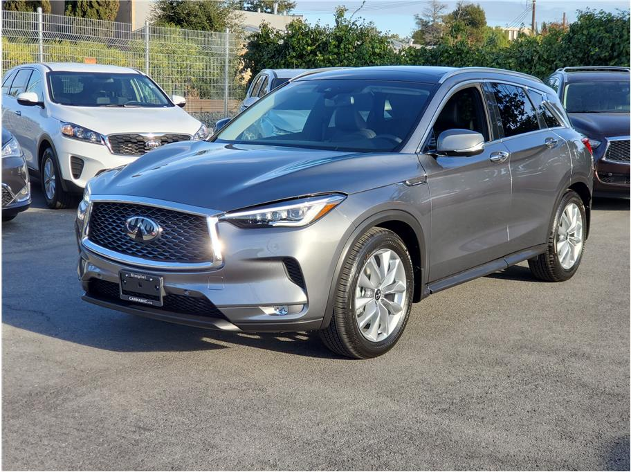 2020 Infiniti QX50 from Redwood City Infiniti