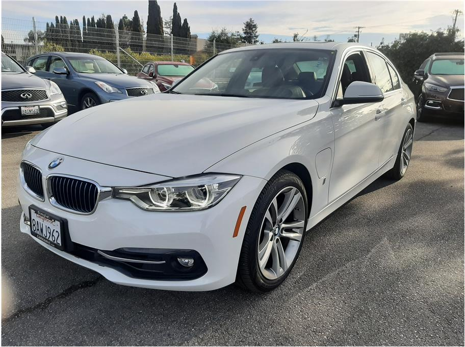 2018 BMW 3 Series from Redwood City Infiniti