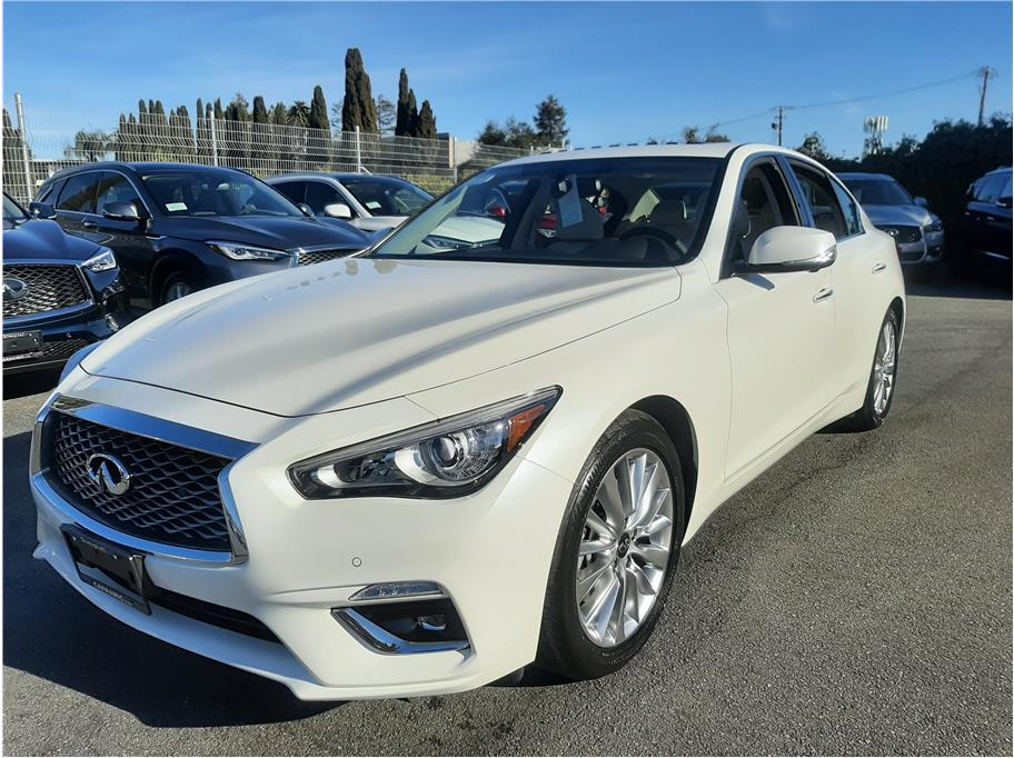 2021 Infiniti Q50 from Redwood City Infiniti
