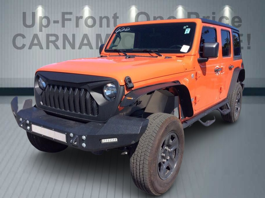 2020 Jeep Wrangler Unlimited from Redwood City Infiniti