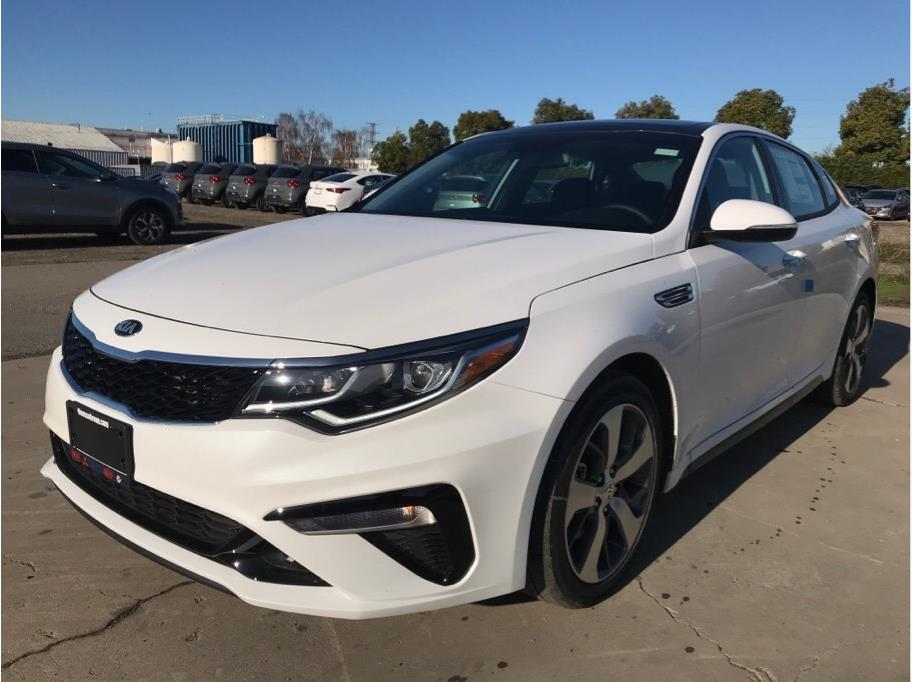 2020 Kia Optima from San Leandro Hyundai Kia