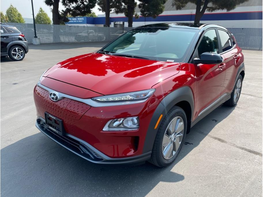 2021 Hyundai Kona Electric from San Leandro Hyundai Kia