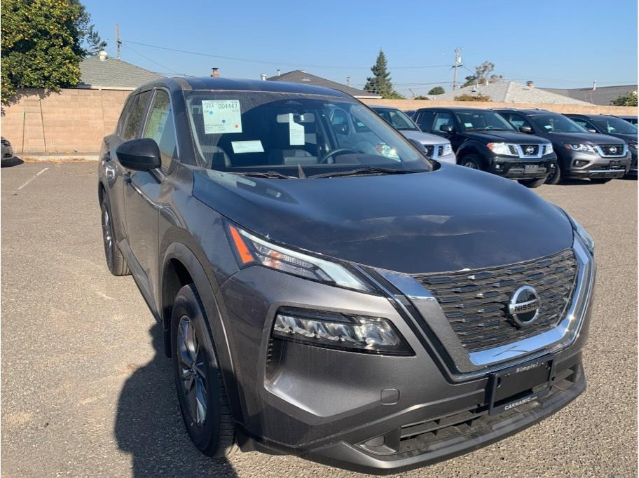 2021 Nissan Rogue from San Leandro Nissan