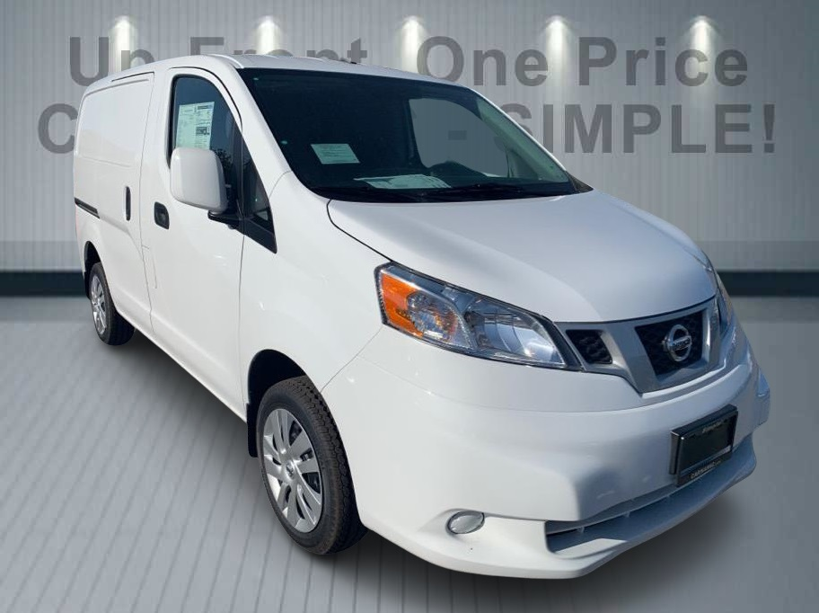 2021 Nissan NV200 from San Leandro Nissan