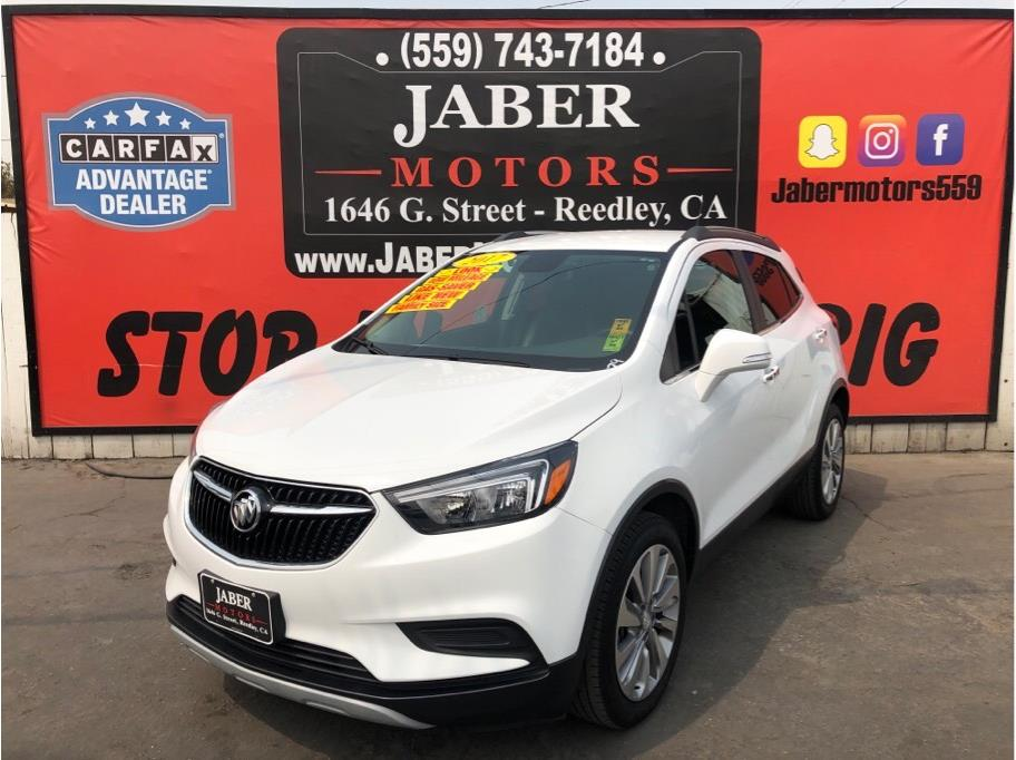 2018 Buick Encore from Jaber Motors