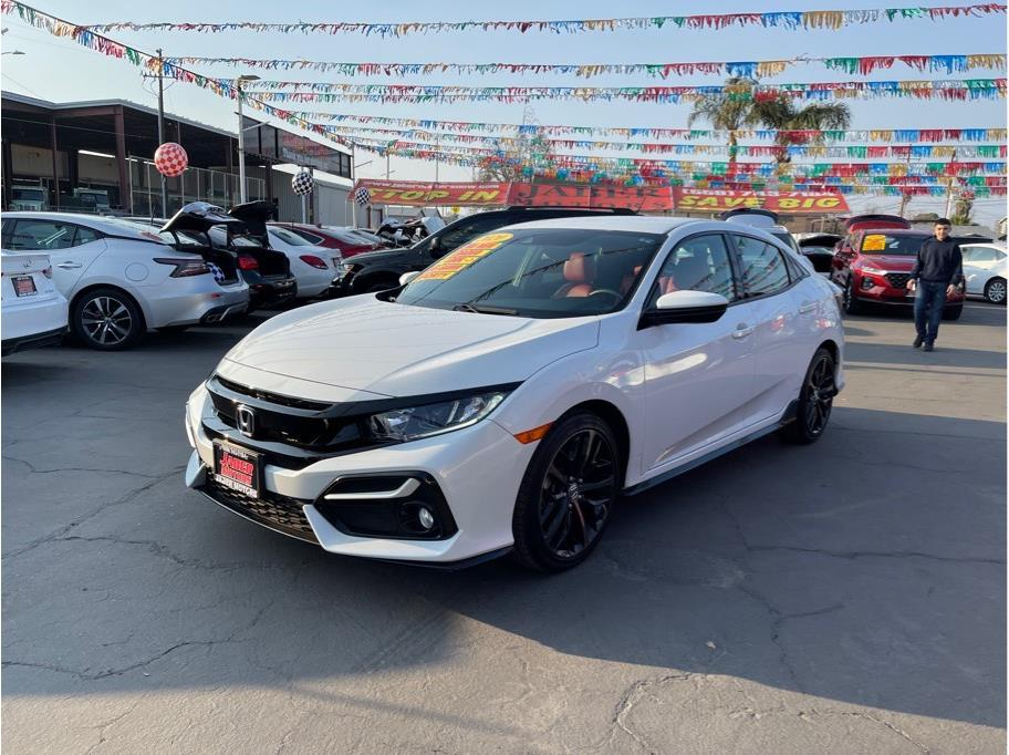 2020 Honda Civic from Jaber Motors