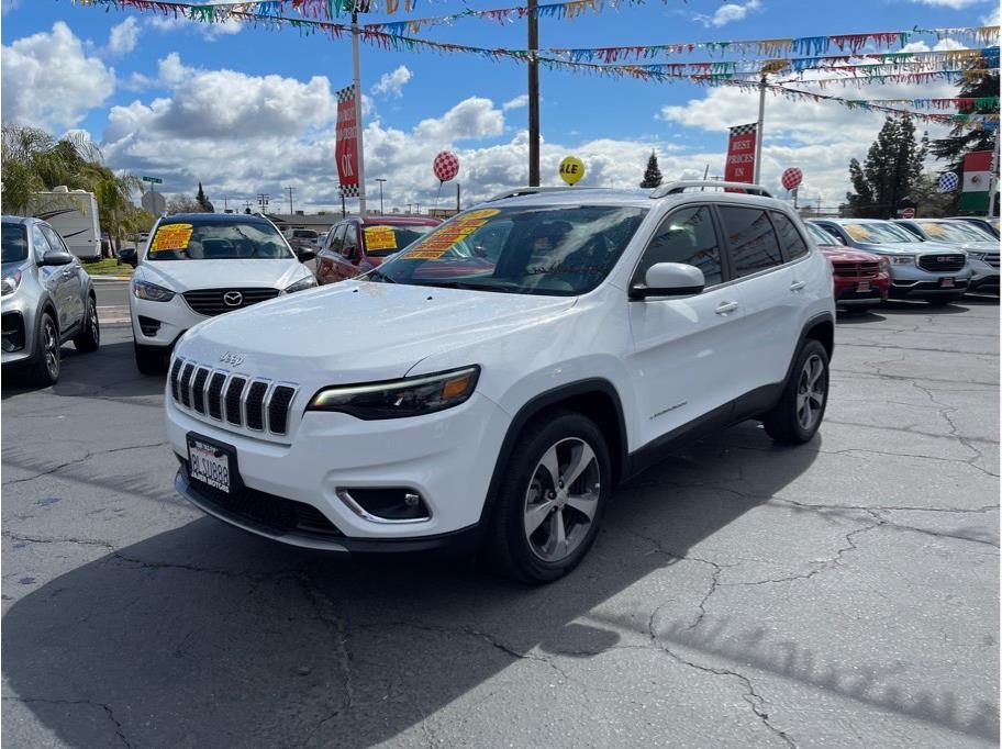 2020 Jeep Cherokee from Jaber Motors