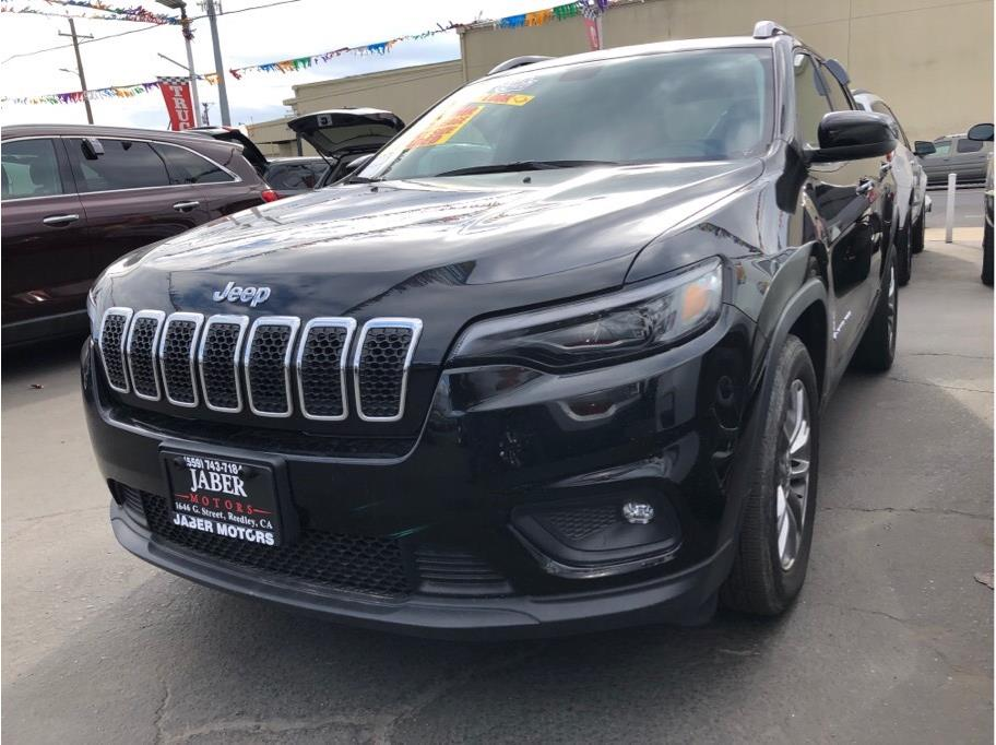 2019 Jeep Cherokee from Jaber Motors