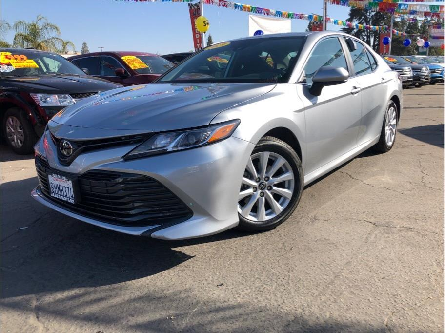 2019 Toyota Camry from Jaber Motors
