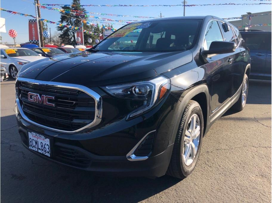 2018 GMC Terrain from Jaber Motors