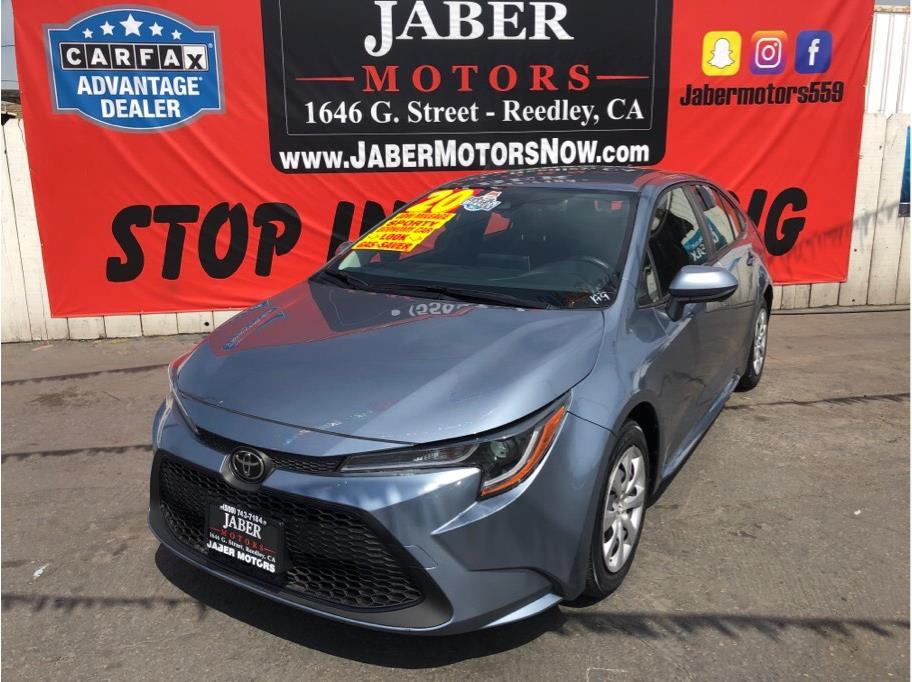 2020 Toyota Corolla from Jaber Motors