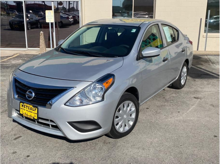 2017 Nissan Versa from Metcalf Auto Plaza