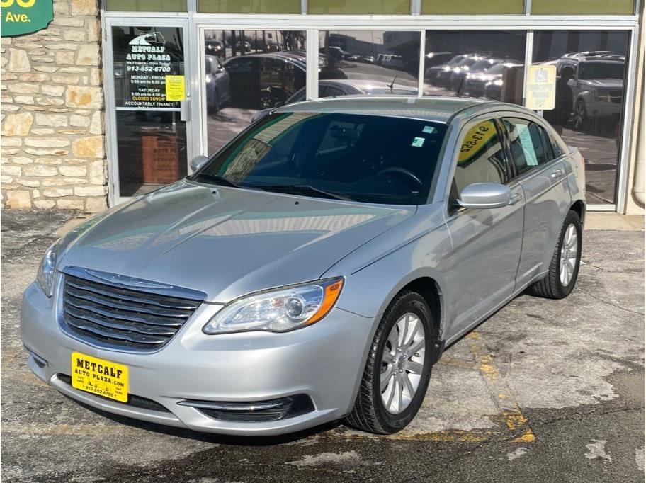 2012 Chrysler 200 from Metcalf Auto Plaza