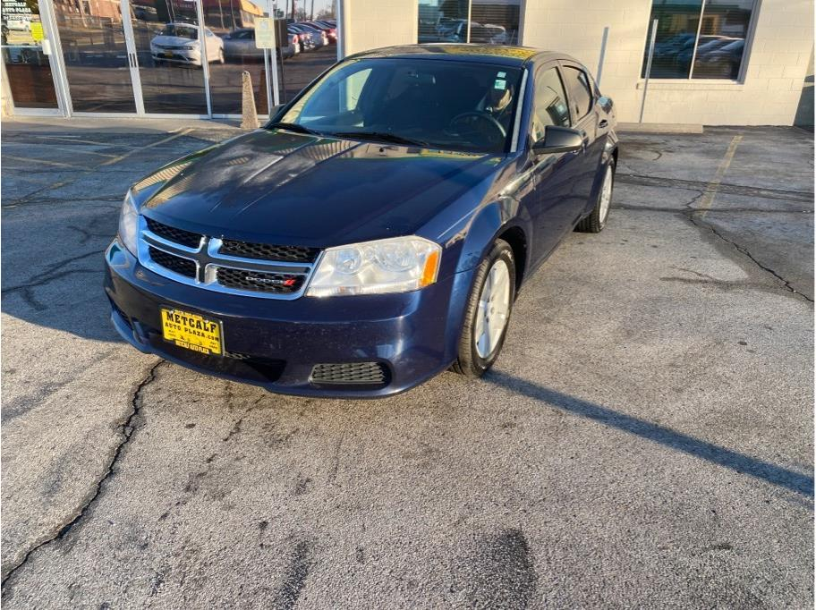 2014 Dodge Avenger from Metcalf Auto Plaza