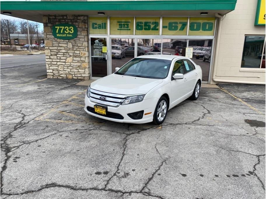 2012 Ford Fusion from Metcalf Auto Plaza