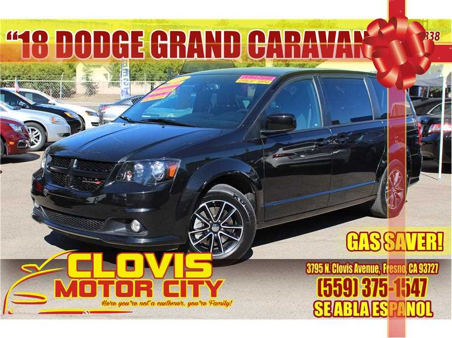 2018 Dodge Grand Caravan Passenger from Clovis Motor City