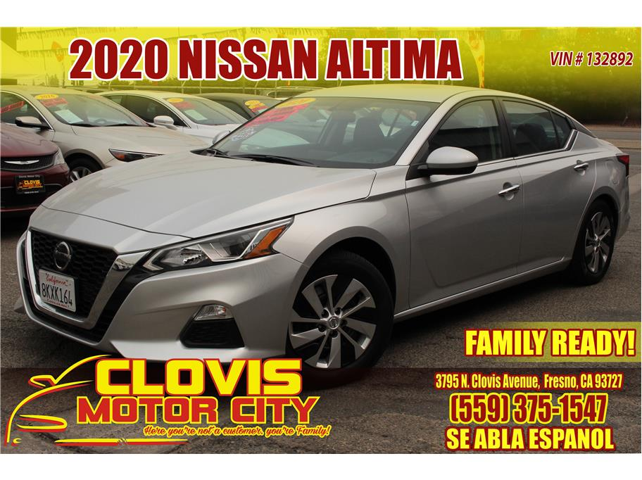 2020 Nissan Altima from Clovis Motor City