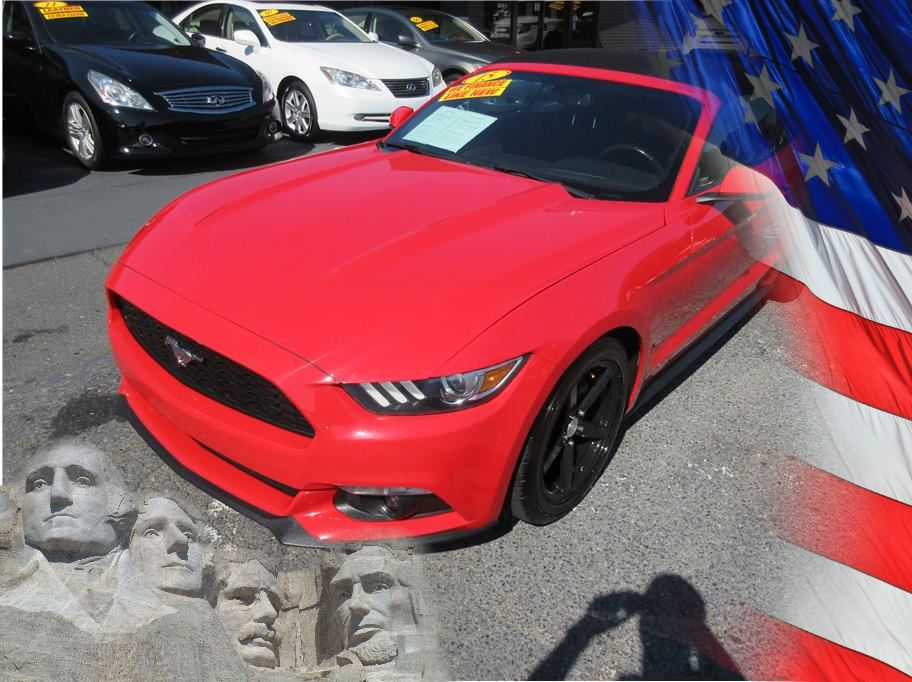 2015 Ford Mustang from CAR BY U