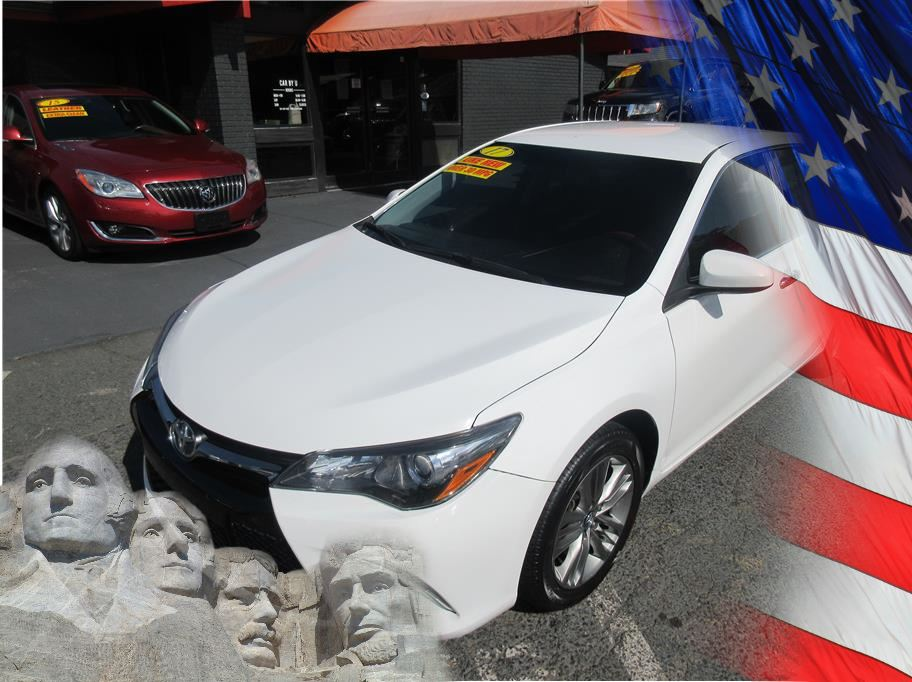 2017 Toyota Camry from CAR BY U