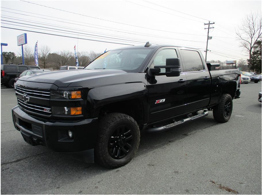 2016 Chevrolet Silverado 2500 HD Crew Cab from CAR BY U Monroe