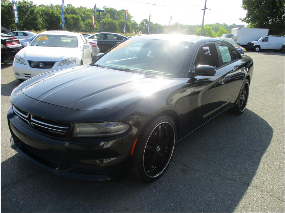 2015 Dodge Charger from CAR BY U Monroe