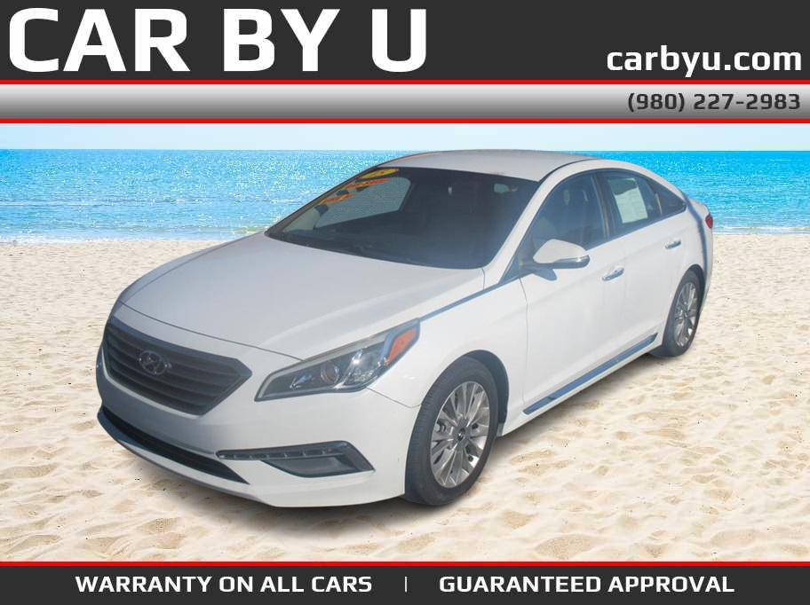 2015 Hyundai Sonata from CAR BY U Monroe