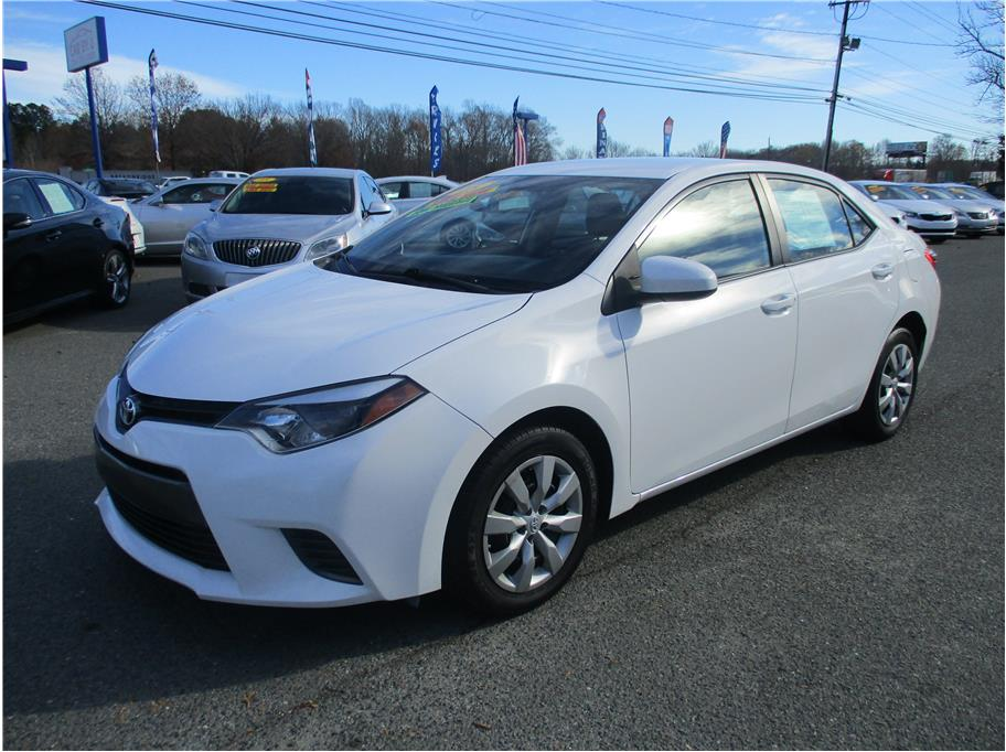2015 Toyota Corolla from CAR BY U Monroe