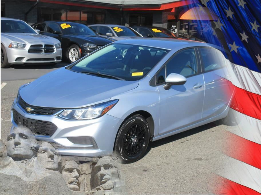 2017 Chevrolet Cruze from CAR BY U