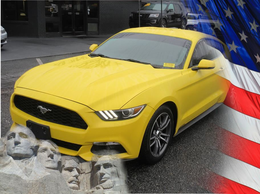 2016 Ford Mustang from CAR BY U