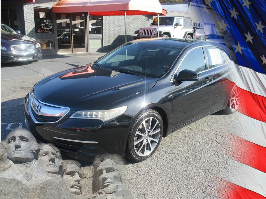 2015 Acura TLX from CAR BY U