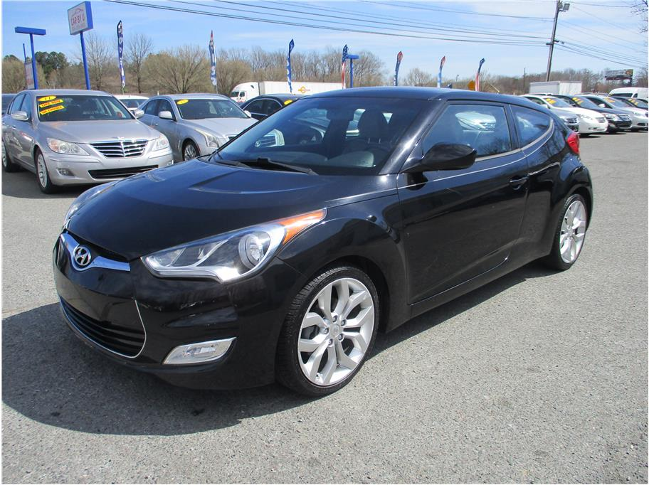 2013 Hyundai Veloster from CAR BY U Monroe