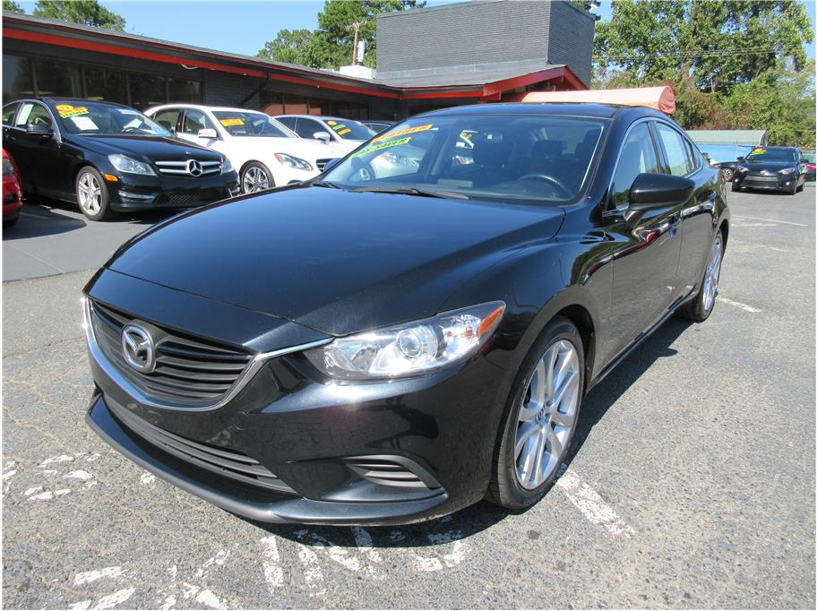 2016 Mazda MAZDA6 from CAR BY U