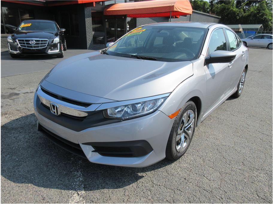 2016 Honda Civic from CAR BY U
