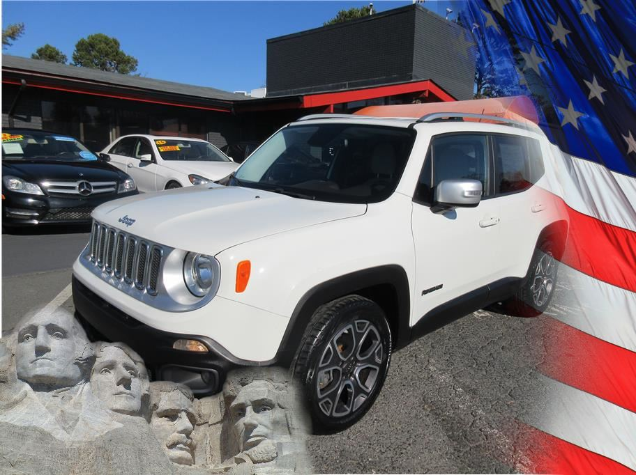 2015 Jeep Renegade from CAR BY U