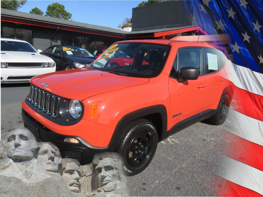 2016 Jeep Renegade from CAR BY U