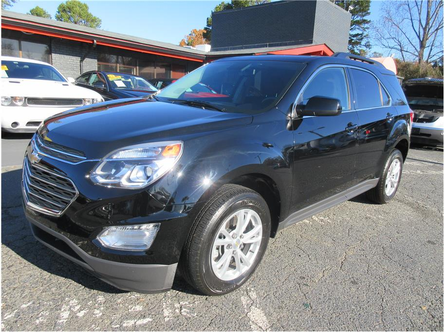 2017 Chevrolet Equinox from CAR BY U