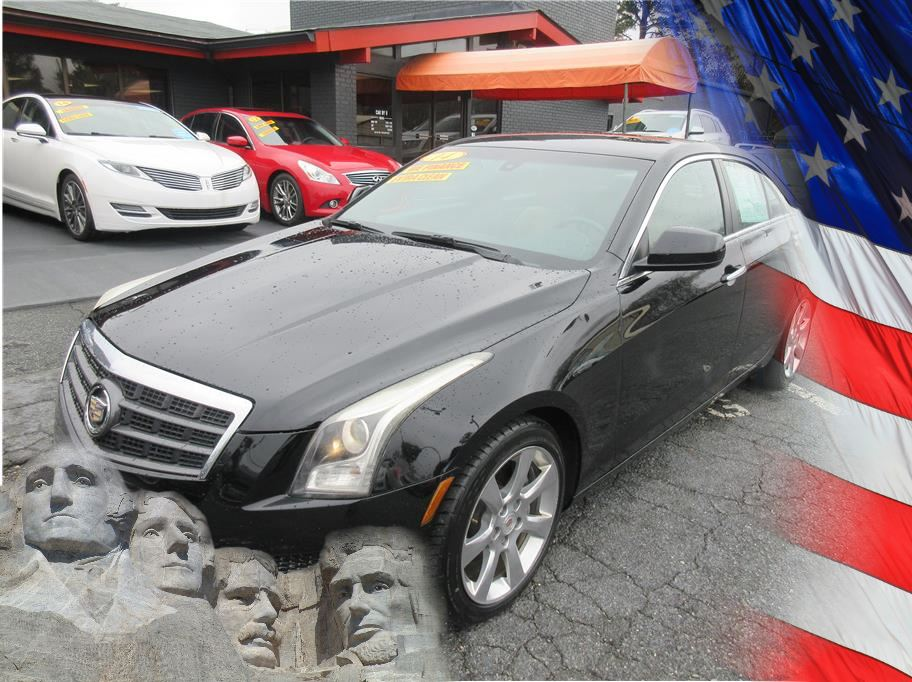 2014 Cadillac ATS from CAR BY U