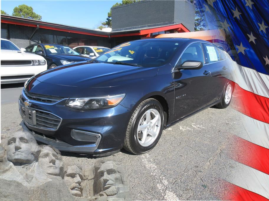 2016 Chevrolet Malibu from CAR BY U