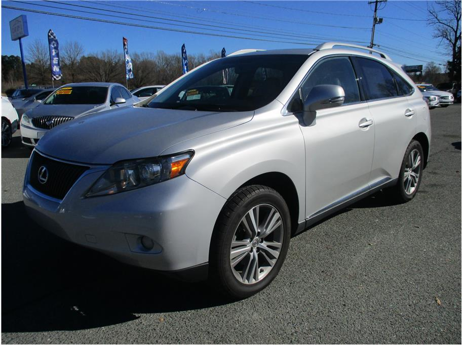 2012 Lexus RX from CAR BY U Monroe