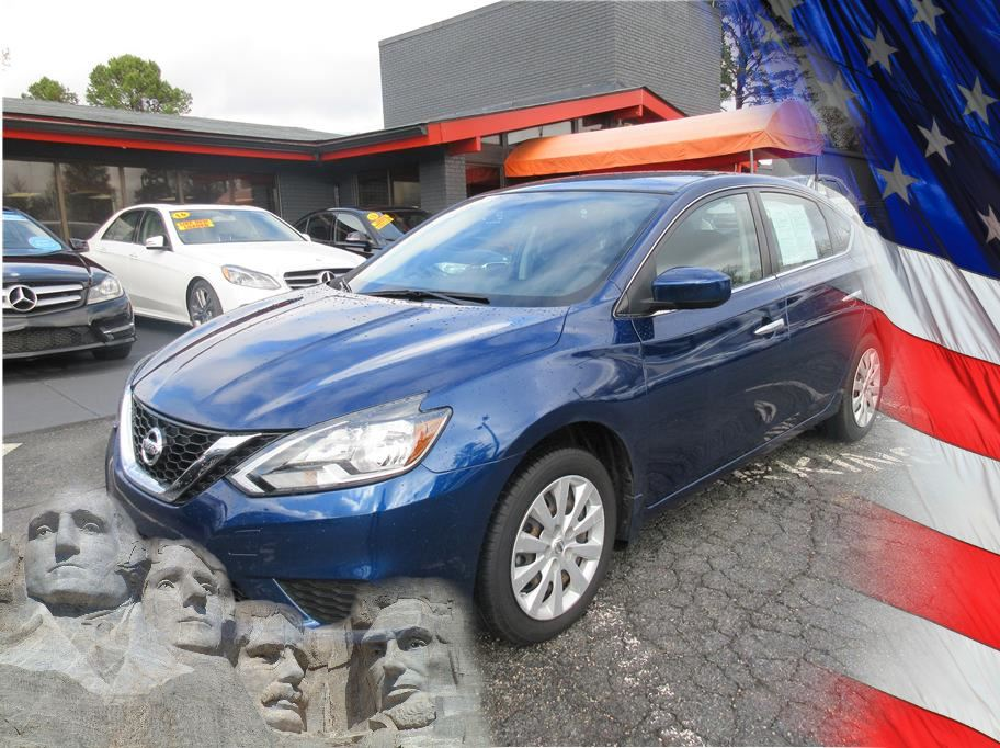 2016 Nissan Sentra from CAR BY U