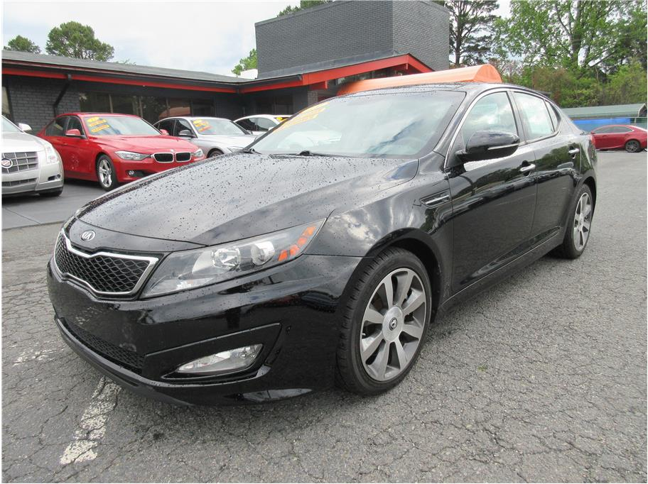 2013 Kia Optima from CAR BY U Monroe