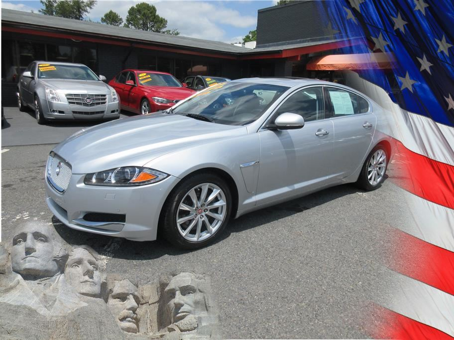 2014 Jaguar XF from CAR BY U
