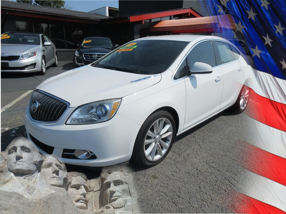 2016 Buick Verano from CAR BY U