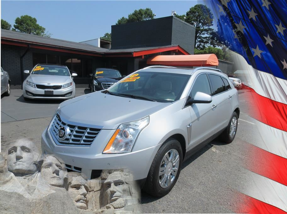 2014 Cadillac SRX from CAR BY U