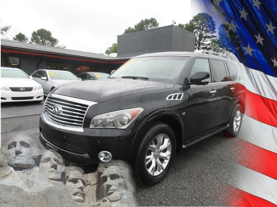 2014 INFINITI QX80 from CAR BY U
